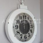 Tg 364 XL1 Ginza Model Aynalı Duvar Saati-8