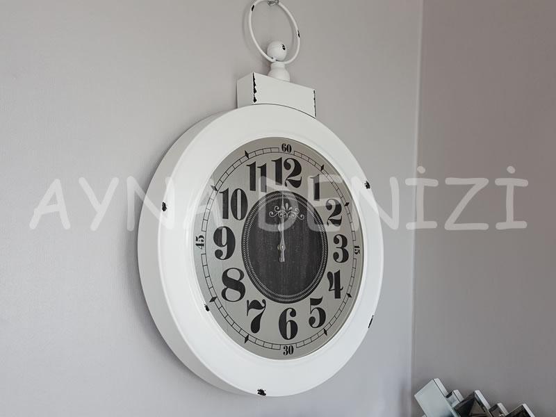 Tg 364 XL1 Ginza Model Aynalı Duvar SaatiTg 364 XL1 Ginza Model Aynalı Duvar Saati