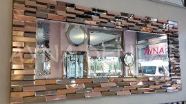 Copper Model Modern Ayna