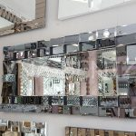 Servet Model Modern Ayna-2