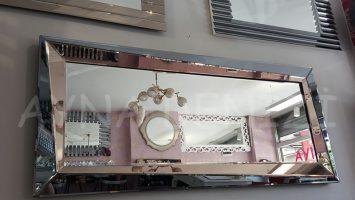 Yang Model Modern Ayna