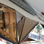 Hipnoz Model Modern Ayna-17