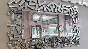 İtalyan Model Modern Ayna