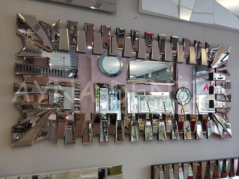 Spear Model Modern Ayna