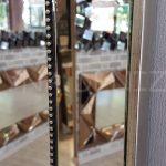 Ayna Çerçeveli Model Eskitme Gümüş Renk Boy Aynası-17