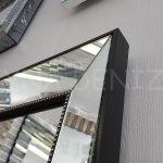 Ayna Çerçeveli Model Siyah Renk Boy Aynası-11