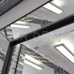 Ayna Çerçeveli Model Siyah Renk Boy Aynası-12