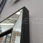 Ayna Çerçeveli Model Siyah Renk Boy Aynası-13