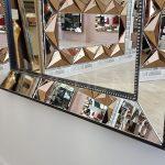 Ayna Çerçeveli Model Siyah Renk Boy Aynası-14