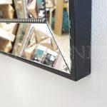 Ayna Çerçeveli Model Siyah Renk Boy Aynası-15