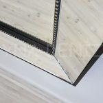Ayna Çerçeveli Model Siyah Renk Boy Aynası-18