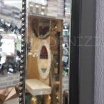 Ayna Çerçeveli Model Siyah Renk Boy Aynası-6