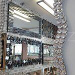 Kelebek Taş Model Taşlı Ayna-11