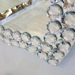Kelebek Taş Model Taşlı Ayna-15