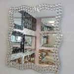 Kelebek Taş Model Taşlı Ayna-3