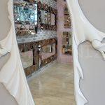 Kız Model Beyaz Renk Boy Aynası-15