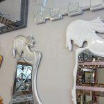 Kız Model Beyaz Renk Boy Aynası-28