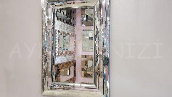 Çizgi Model Modern Ayna