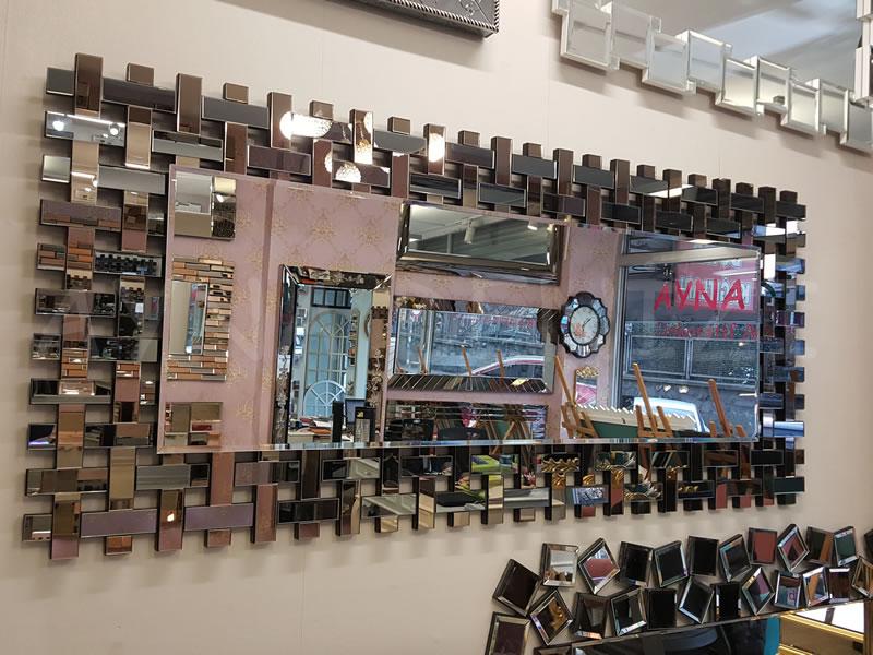Andbelt Model Modern Ayna
