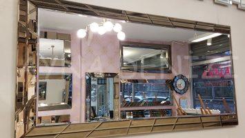 Aster Model Modern Ayna
