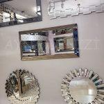 Aster Model Modern Ayna-7