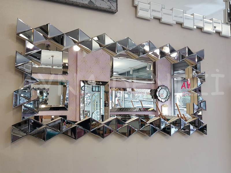 Dual Model Modern Ayna