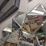 Kristal Model Modern Ayna-13