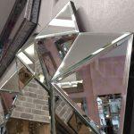 Kristal Model Modern Ayna-14
