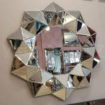 Kristal Model Modern Ayna-2