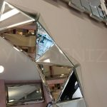 Kristal Model Modern Ayna-22