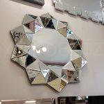 Kristal Model Modern Ayna-4