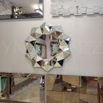 Kristal Model Modern Ayna-5
