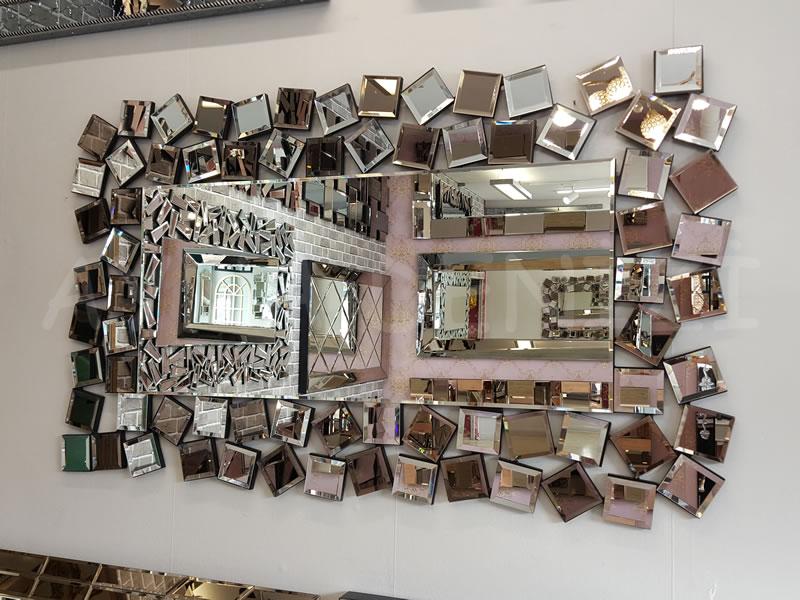 Dejavu Model Modern Ayna