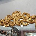 Nice Model Altın Renk Dekoratif Niş Ayna-10