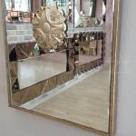 Venedik Model Gümüş Renk Dekoratif Niş Ayna-9