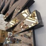 Güneş Black Bronze Model Siyah Bronz Renk Modern Ayna-15