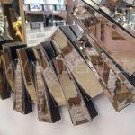 Güneş Black Bronze Model Siyah Bronz Renk Modern Ayna-18