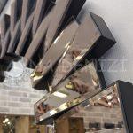Güneş Black Bronze Model Siyah Bronz Renk Modern Ayna-20