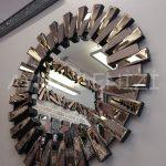 Güneş Black Bronze Model Siyah Bronz Renk Modern Ayna-5