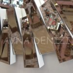 Güneş White Bronze Model Beyaz Bronz Renk Modern Ayna-13