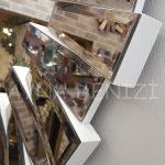 Güneş White Bronze Model Beyaz Bronz Renk Modern Ayna-14
