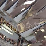 Güneş White Bronze Model Beyaz Bronz Renk Modern Ayna-16
