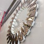 Güneş White Bronze Model Beyaz Bronz Renk Modern Ayna-8