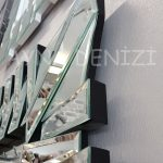 Akustik Black Silver Model Siyah Şeffaf Renk Modern Ayna-15