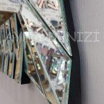 Akustik Black Silver Model Siyah Şeffaf Renk Modern Ayna-20