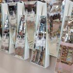 Akustik White Small Silver Model Beyaz Şeffaf Renk Modern Ayna-17