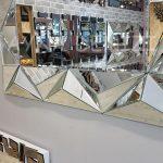 Hipnoz Small Silver Model Modern Ayna-21