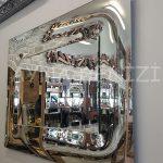 Pandorya Small Silver Model Modern Ayna-13