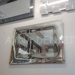 Pandorya Small Silver Model Modern Ayna-5