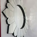 Daisy Black Naturel Model Siyah Şeffaf Renk Modern Ayna-13
